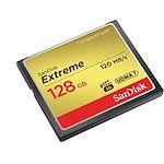 SanDisk Extreme 128 GB CompactFlash (CF) Card