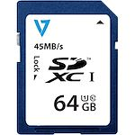 V7 64 GB Secure Digital Extended Capacity (SDXC)