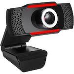 Adesso CyberTrack H3 Webcam - 1.2 Megapixel - 30 fps - USB 2.0