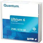 Quantum MR-L6MQN-20 LTO Ultrium 6 Data Cartridge
