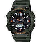 Casio AQS810W-3AV Wrist Watch