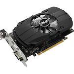 Asus Phoenix PH-GTX1050TI-4G GeForce GTX 1050 TI Graphic Card - 1.29 GHz Core - 1.39 GHz Boost Clock - 4 GB GDDR5 - PCI Express 3.0 - Dual Slot Space Required