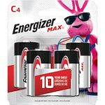Energizer C Cell Alkaline Battery