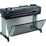 HP Designjet T830 PostScript Inkjet Large Format Printer - 36