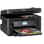 Epson WorkForce WF-2860 Inkjet Multifunction Printer - Color - Plain Paper Print - Desktop