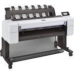 HP Designjet T1600 PostScript Inkjet Large Format Printer - 36