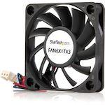 StarTech.com 60x10mm Replacement Ball Bearing Computer Case Fan w/ TX3 Connector