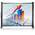 Epson ES1000 Projection Screen