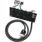 Tripp Lite - SUPDM13 Corded UPS Backplate Outlet Kit