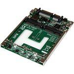 StarTech.com Dual mSATA SSD to 2.5
