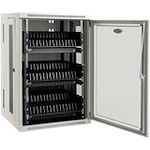 Tripp Lite Charging Sync Station Wall Mount 48-Port USB Tablet iPad Android White