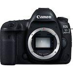 Canon EOS 5D Mark IV 30.4 Megapixel Digital SLR Camera Body Only - Black