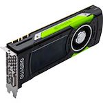 PNY Quadro P6000 Graphic Card - 24 GB GDDR5 - PCI Express 3.0 x16 - Full-height - Dual Slot Space Required