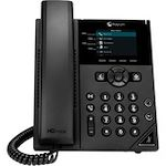 Polycom 250 IP Phone - Corded - Corded - Desktop, Wall Mountable