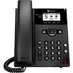 Polycom 150 IP Phone - Corded - Corded - Desktop, Wall Mountable